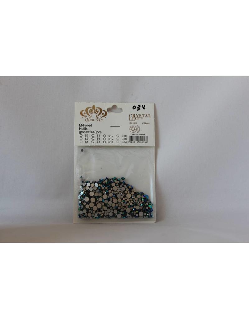 038 NAIL CRYSTAL DIAMOND