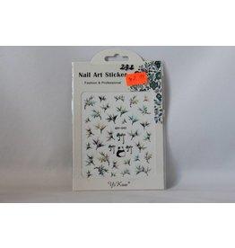 232 Nail Sticker 2.99