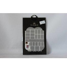 00128 (296) Nail Sticker 3.99