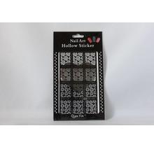 JV218 Black (307) Nail Sticker