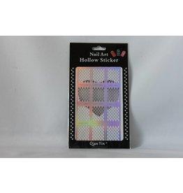 JV201 Silver (310) Nail Sticker 4.99