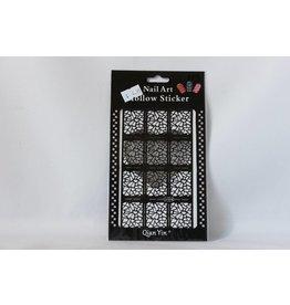 JV206 Black (315) Nail Sticker 4.99