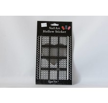 JV209 Black (316) Nail Sticker