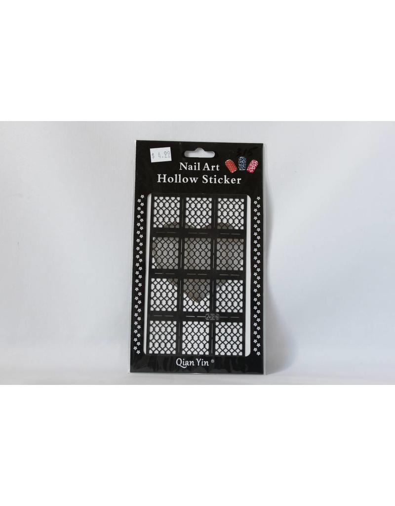 JV209 Black (316) Nail Sticker 4.99