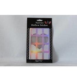 JV203 Silver (317) Nail Sticker 4.99