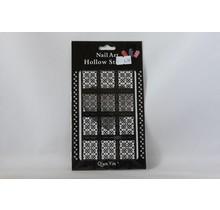 JV210 Black (319) Nail Sticker