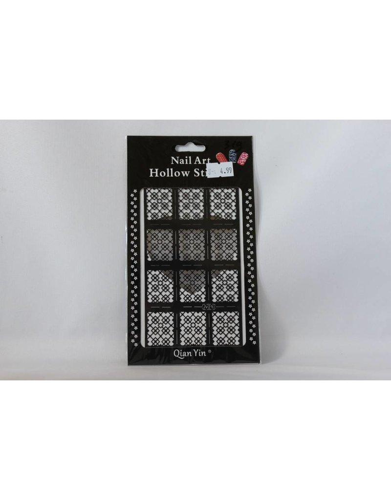 JV210 Black (319) Nail Sticker 4.99