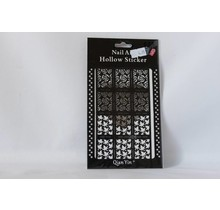 JV215 Black (334) Nail Sticker