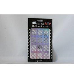 JV205 Silver (343) Nail Sticker 4.99