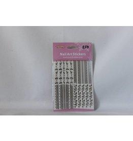 BP043 (350) Nail Sticker 4.99