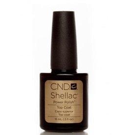 CND CND Shellac Top Coat Power Polish - 15 ml