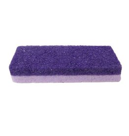 Dual Sided Callus Buffing Pumice Bar Extra Coarse Pedicure Foot Pad Buffer
