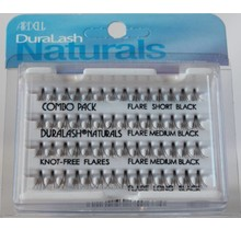 Ardell - Duralash Naturals Knot-Free Flares Combo Pack