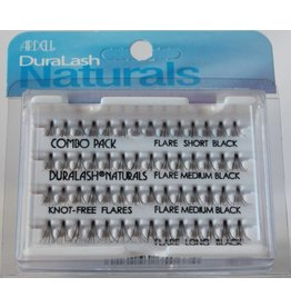 Ardell Ardell - Duralash Naturals Knot-Free Flares Combo Pack