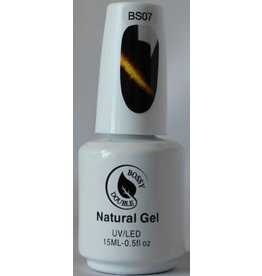 Bossy Double BS07 Bossy Double Natural Gel - Cat Eyes 15 ml