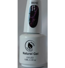 Bossy Double BS10 Bossy Double Natural Gel - Cat Eyes 15 ml