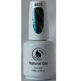 Bossy Double BS13 Bossy Double Natural Gel - Cat Eyes 15 ml