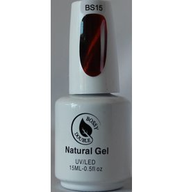 Bossy Double BS15 Bossy Double Natural Gel - Cat Eyes 15 ml