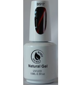 Bossy Double BS17 Bossy Double Natural Gel - Cat Eyes 15 ml
