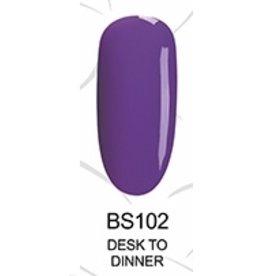 Bossy Gel Bossy Gel - Gel polish (15 ml) # BS102