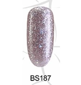 Bossy Gel Bossy Gel - Gel Polish(15 ml) # BS187