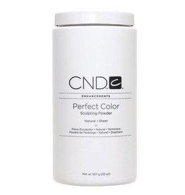 CND CND Perfect Color Sculpting Powder- Acrylic Powder - Natural Sheer 32 oz