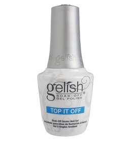 Gelish Gelish Gel Polish Top It Off 15 ml