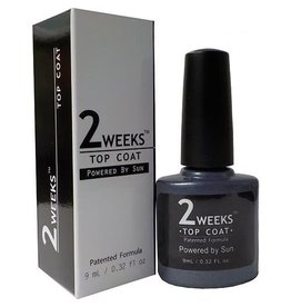 2 Weeks Top Coat - Powered by Sun