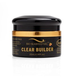 Bio Seaweed Gel Bio Seaweed Clear Builder Sculpting Gel