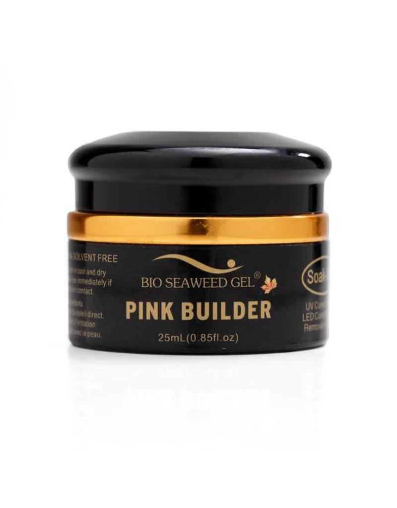 Bio Seaweed Gel Bio Seaweed Pink Builder Sculpting Gel