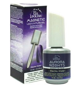 IBD IBD Just Gel Polish - Magnetic LED & UV Gel - Electro Violet