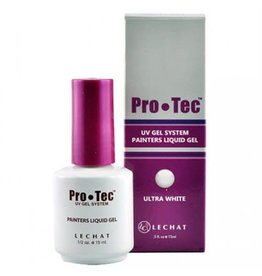 Le Chat Pro Tec LED-UV Gel System - Ultra White Painters Liquid Gel