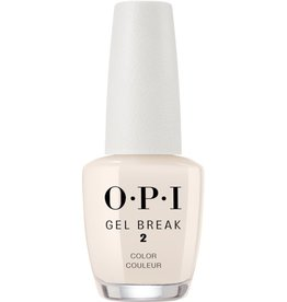 OPI OPI Gel Break 2 Color Barely Beige 15ml - Treatment System