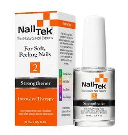 NailTek Nail Tek - Strengthener #2 for Soft, Peeling Nails - Intensive Therapy