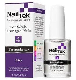 NailTek Nail Tek - Strengthener #4 for Weak, Damaged Nails - Xtra