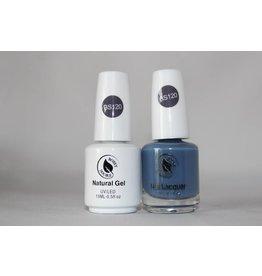 Bossy Gel Bossy Gel Duo - Gel Polish + Nail Lacquer (15 ml) # BS120