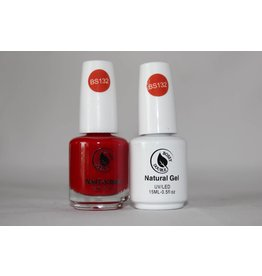 Bossy Gel Bossy Gel Duo - Gel Polish + Nail Lacquer (15 ml) # BS132