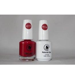 BOSSYGEL Bossy Gel Duo - Gel Polish + Nail Lacquer (15 ml) # BS135