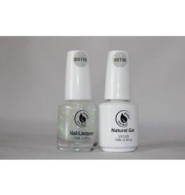 BOSSYGEL Bossy Gel Duo - Gel Polish + Nail Lacquer (15 ml) # BS139