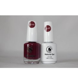BOSSYGEL Bossy Gel Duo - Gel Polish + Nail Lacquer (15 ml) # BS140