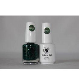 BOSSYGEL Bossy Gel Duo - Gel Polish + Nail Lacquer (15 ml) # BS168