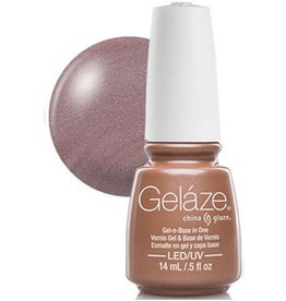 China Glaze China Glaze - Geláze Gel Polish 14ml #81627 Camisole