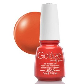 China Glaze China Glaze - Geláze Gel Polish 14ml #81632 Coral Star