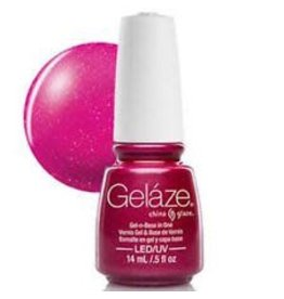 China Glaze China Glaze - Geláze Gel Polish 14ml #81638 Ahoy