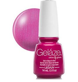 China Glaze China Glaze - Geláze Gel Polish 14ml #81639 Caribbean Temptation