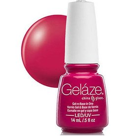 China Glaze China Glaze - Geláze Gel Polish 14ml #81640 Make an Entrance