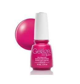 China Glaze China Glaze - Geláze Gel Polish 14ml #81641 Rich n Famous