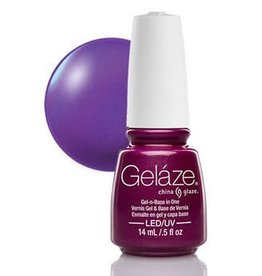 China Glaze China Glaze - Geláze Gel Polish 14ml #81813 Flying Dragon