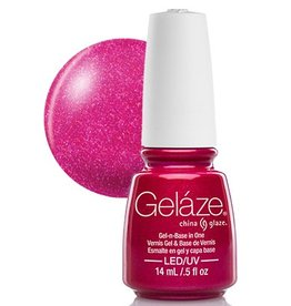 China Glaze China Glaze - Geláze Gel Polish 14ml #81817 - 108 Degrees