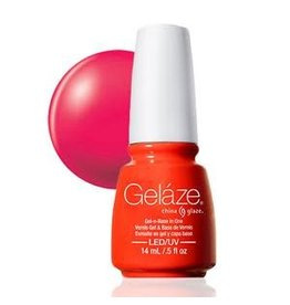 China Glaze China Glaze - Geláze Gel Polish 14ml #82228 High Hopes